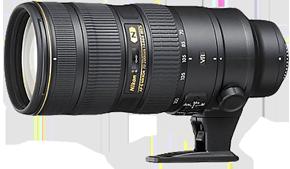 Nikon 70-200mm f28G ED VR II AF-S Nikkor Zoom Lens