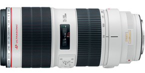 Canon EF 70-200mm f28L IS II USM Telephoto Zoom Lens