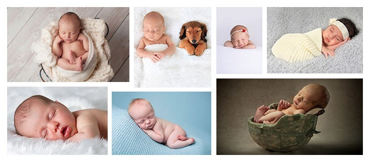 25 Newborn Photography Prop Ideas