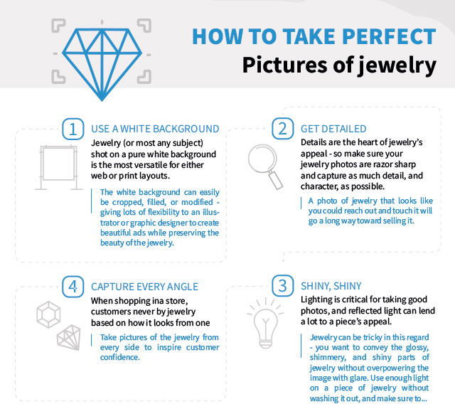 How to Take Perfect Jewelry Pictures