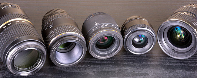 Invest in a wide-angle lens