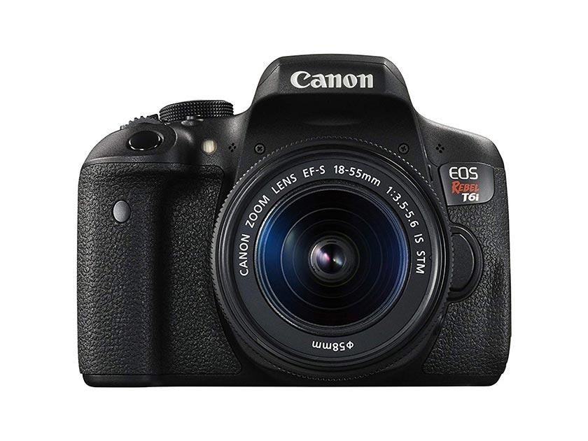 Canon EOS Rebel T6i